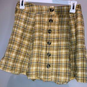 clueless style skirt